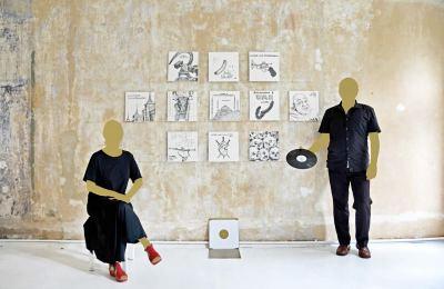GOULDEN by kLIMEK & Emily Hochman