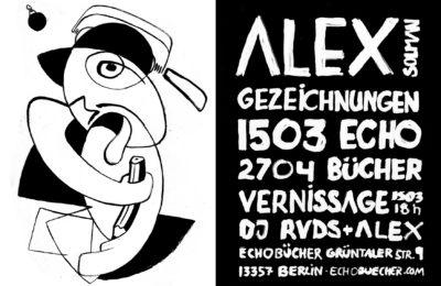 Alex Solman-Gezeichnungen